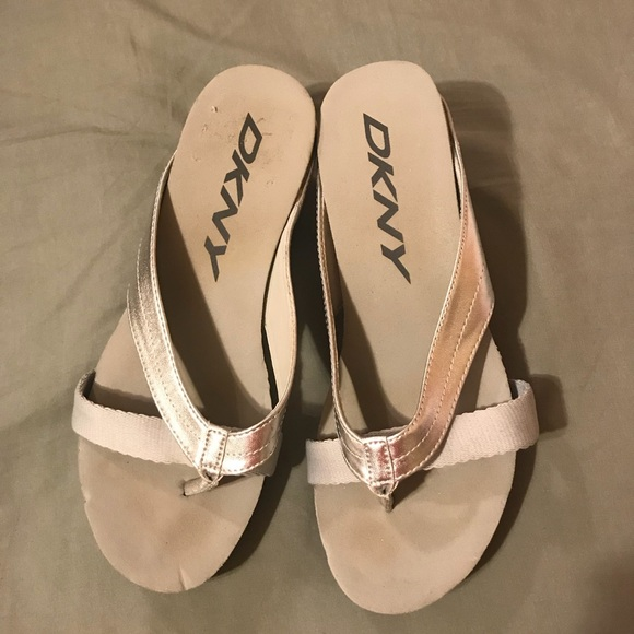 Buy and sell authentic Dknyc Women Sandals Sandals Dknyc womens Black DKNYC Womens Sandals